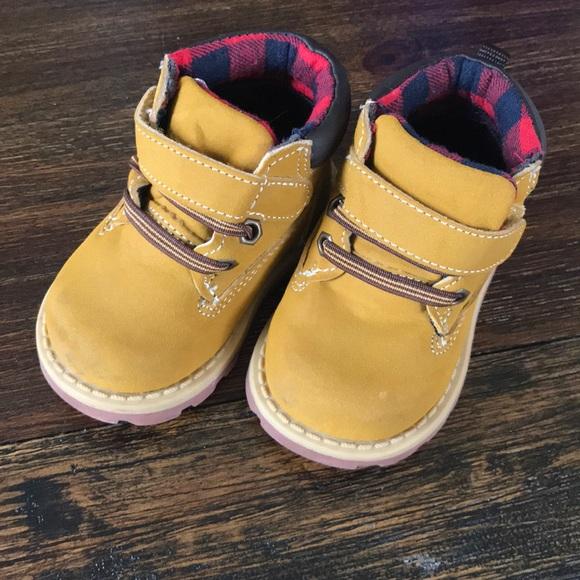 Garanimals Shoes | Boys Work Boots